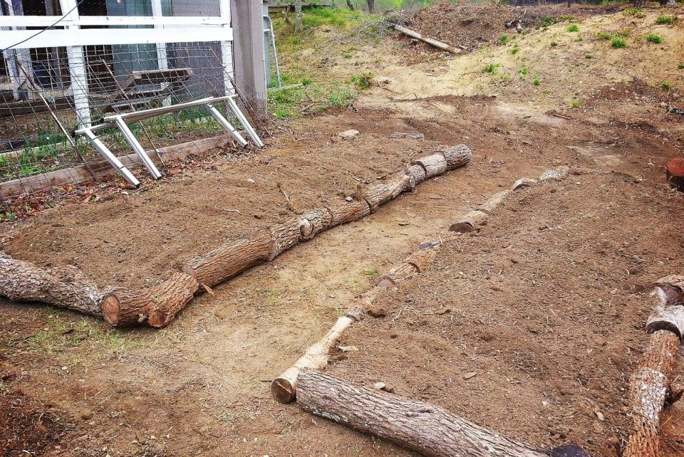Raised bed for rich garden soil gardens for cheap kates for Another name for soil